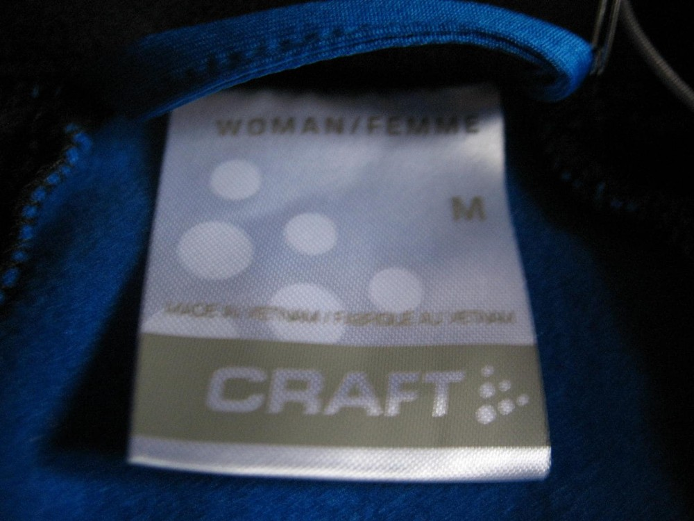 Куртка CRAFT pxc high function softshell jacket lady (размер M) - 7