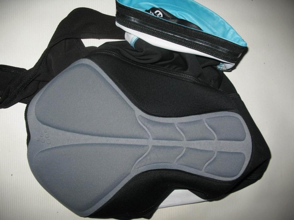 Велошорты CRAFT leopard trek bib shorts (размер S) - 3