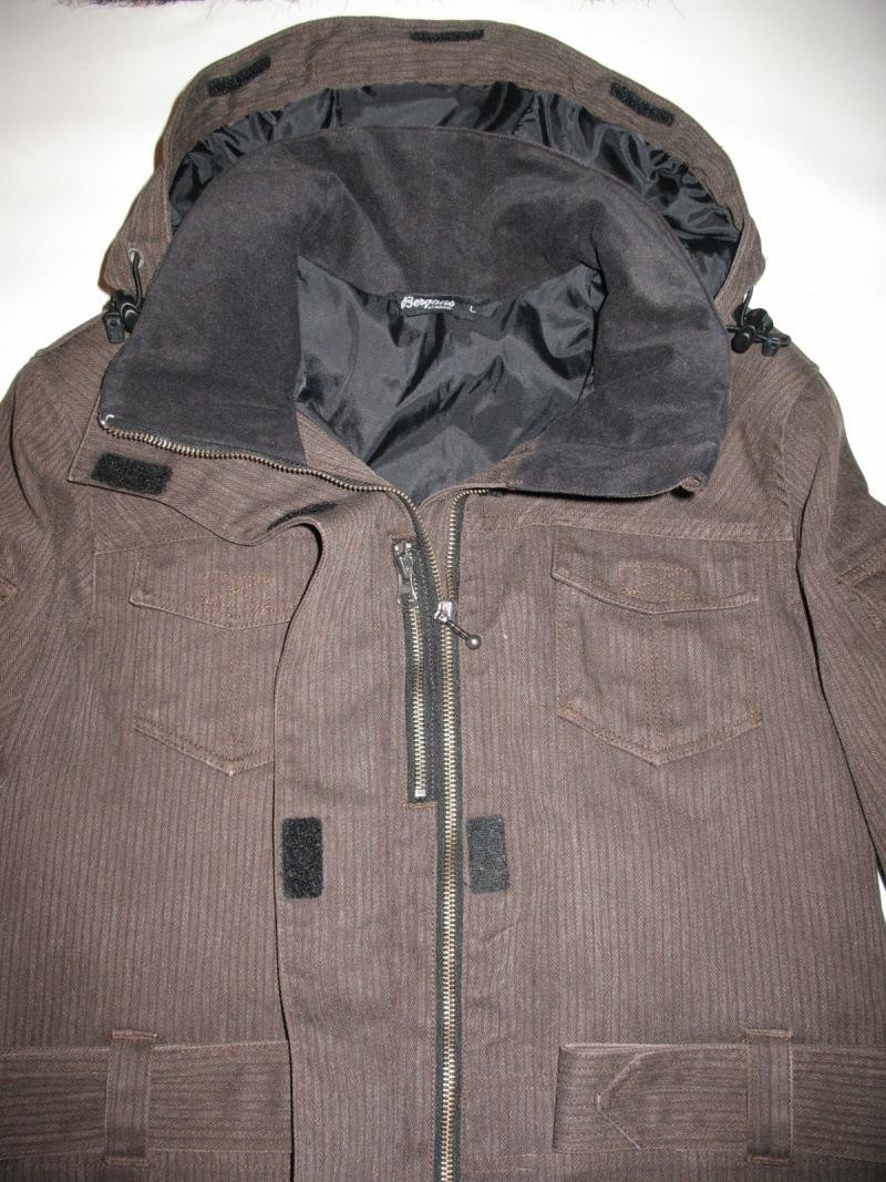 Куртка BERGANS  of norway Granite Insulated Parka lady   (размер L/M) - 5