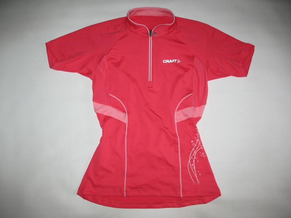 Веломайка CRAFT active bike jersey 1 lady (размер M) - 1