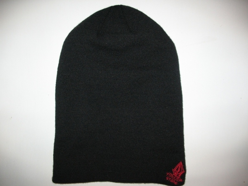 Шапка VOLCOM fear face mask beanie hat   (размер one) - 2