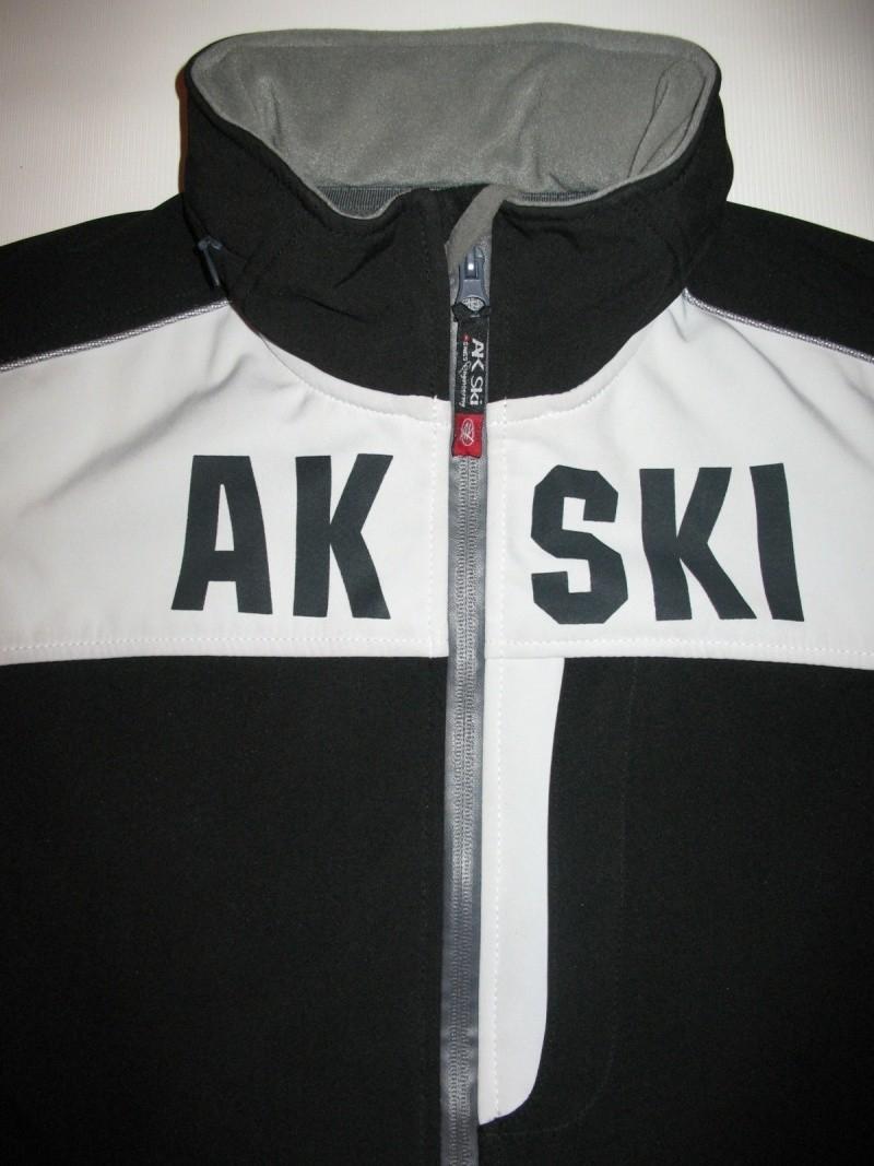 Куртка  AK SKI softshell (размер M) - 2