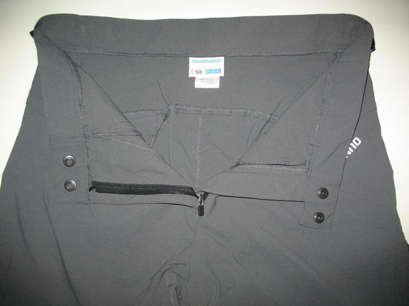 Шорты SHIMANO 3/4 mountain bike shorts lady(размер L) - 6