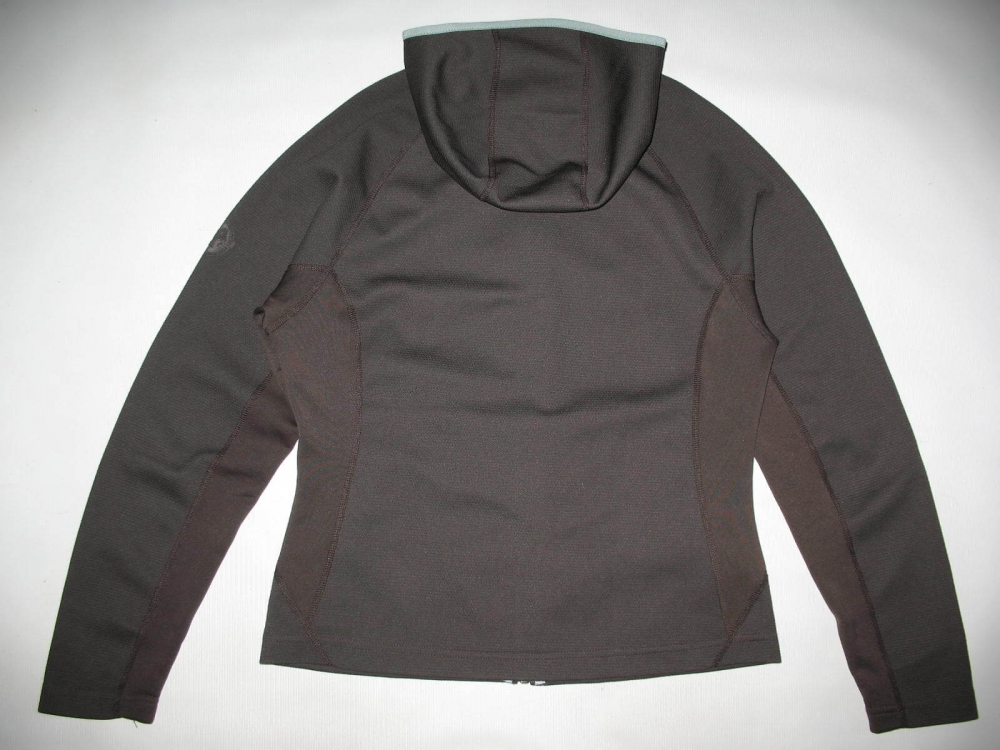 Куртка MAMMUT fleece hoodie jacket lady (размер M) - 1