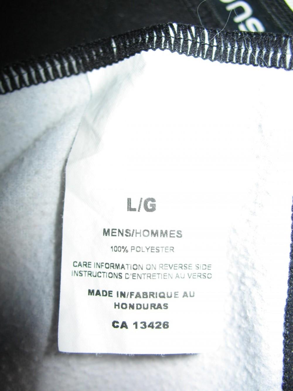 Велокофта SUGOI cycling fleece jacket (размер L) - 6