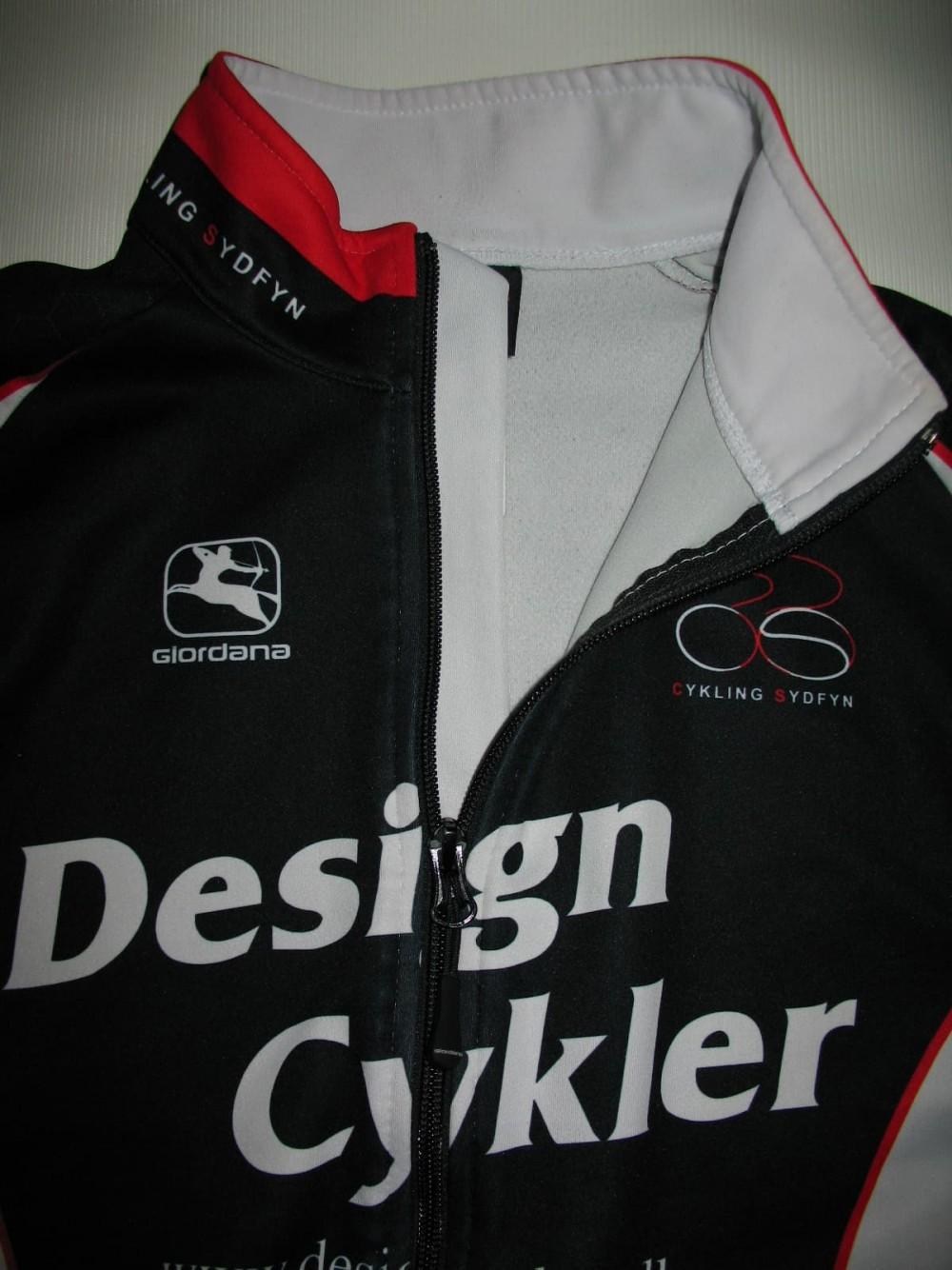 Велокуртка GIORDANA design cykler windtex bike jacket (размер M-3-48) - 2