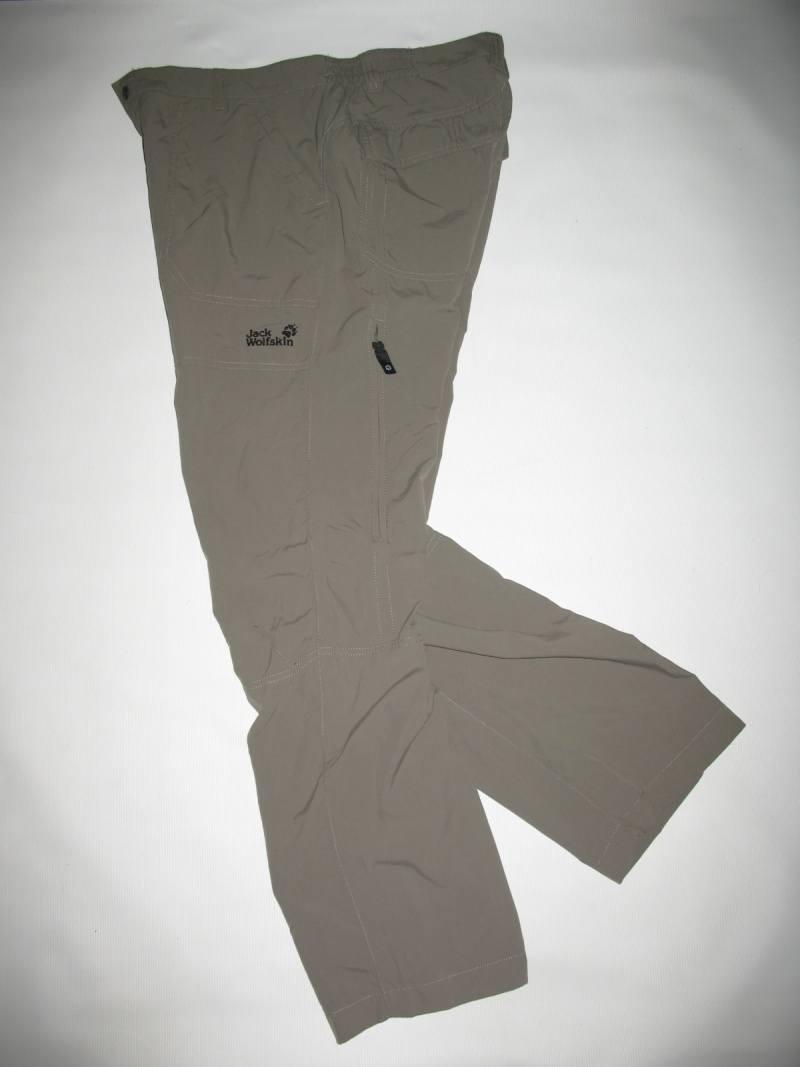 Штаны JACK WOLFSKIN Mosquito Safari Pants  (размер 34/50/L)) - 9