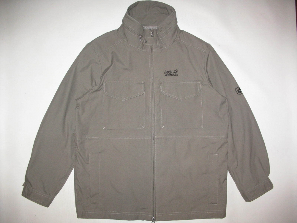 Куртка JACK WOLFSKIN atlas road jacket (размер 50-52/L-XL) - 1