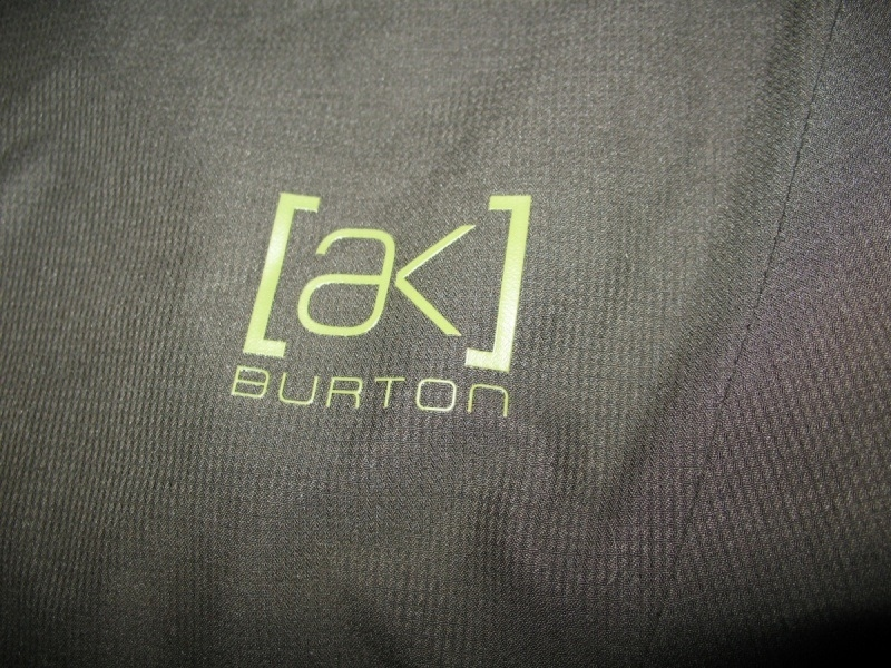 Куртка BURTON AK 2L altitude jacket lady (размер XS/S) - 16