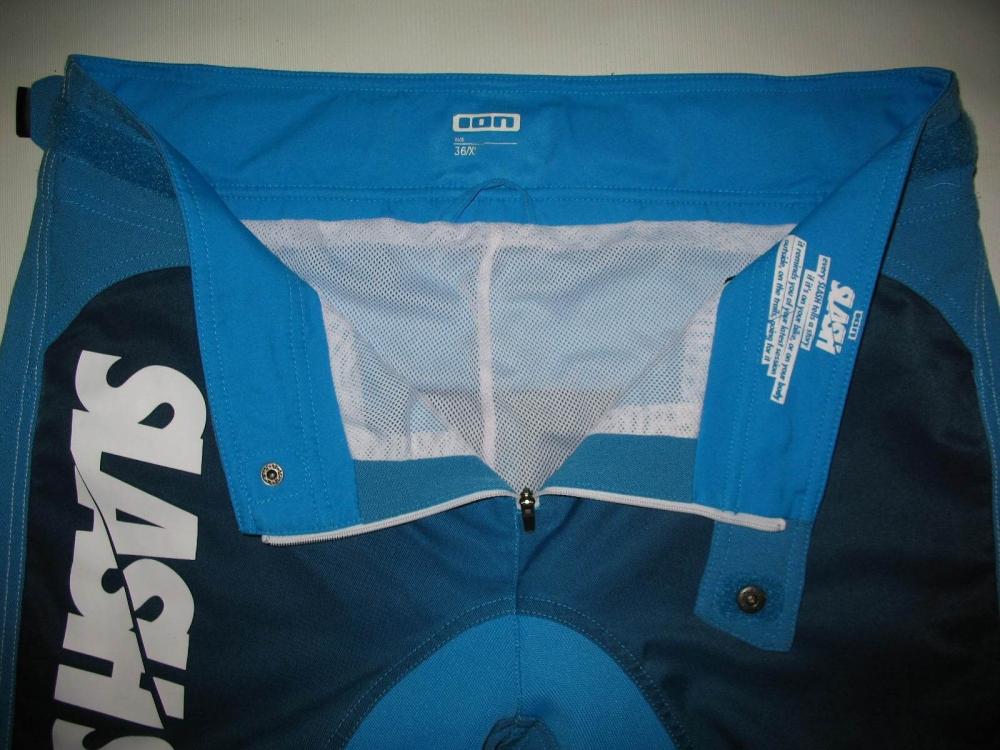 Шорты ION slash series DH shorts (размер 36/XL) - 4