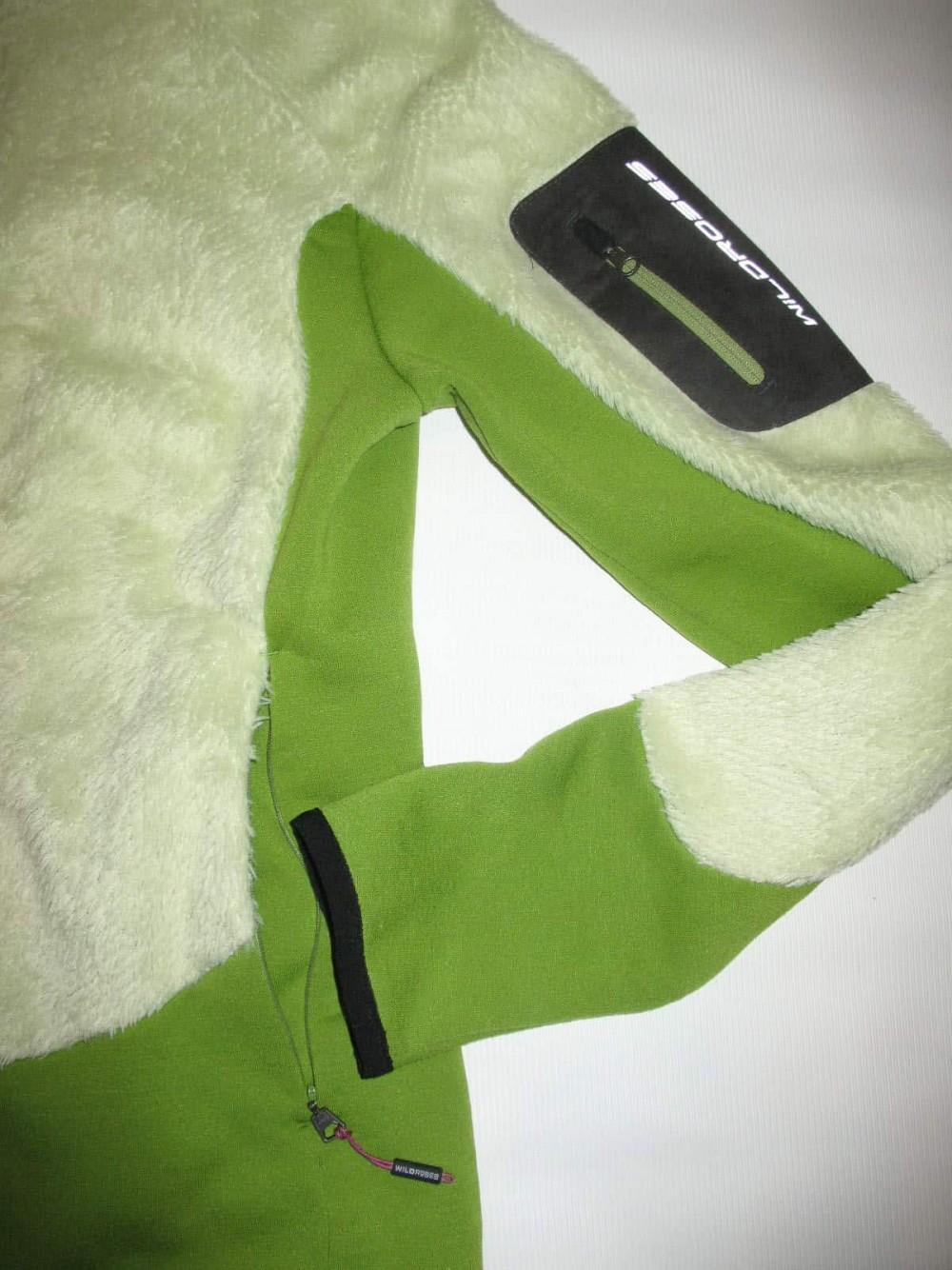 Кофта WILDROSES fleece polartec jacket lady (размер M) - 3