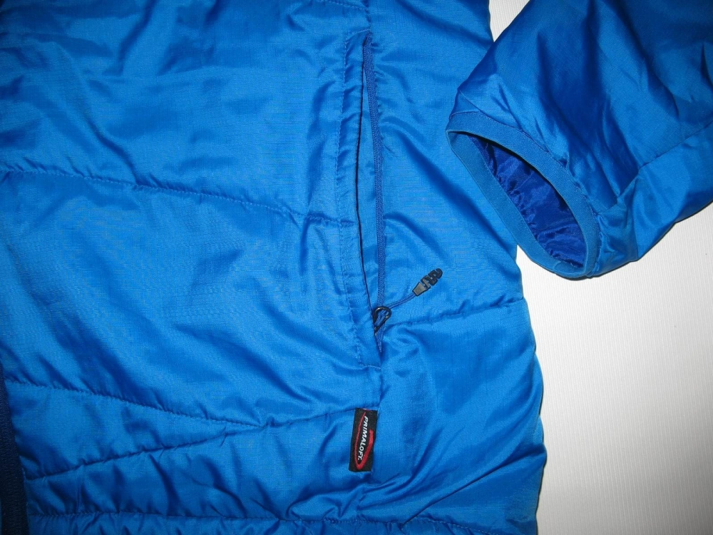 Куртка ADIDAS outdoor terrex primaloft jacket (размер XL/XXL) - 4