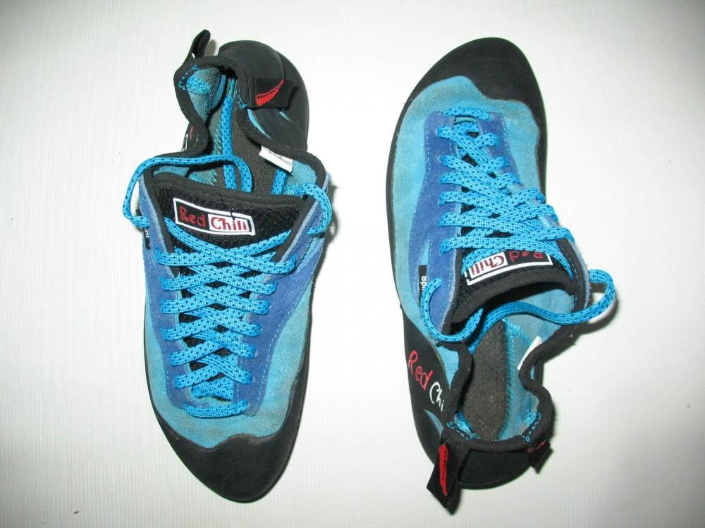 Скальные туфли RED CHILI  spirit climbing shoes (размер UK8/EU42) - 6