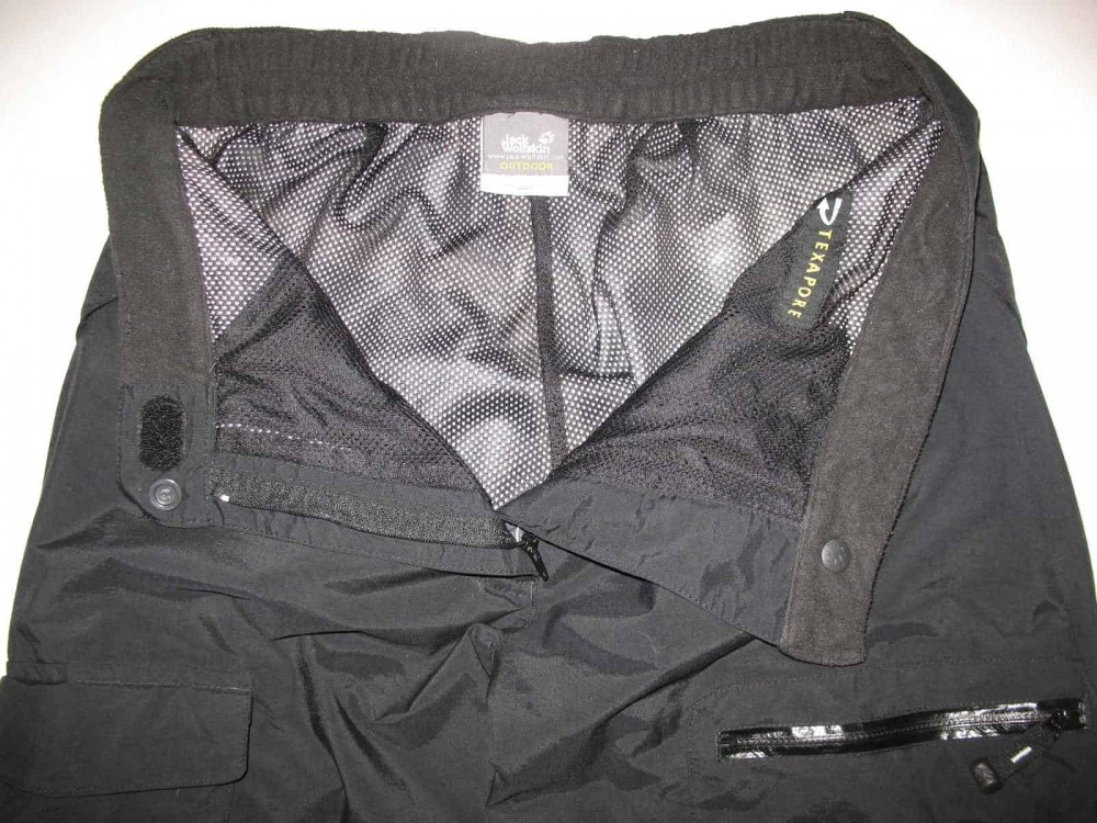 Штаны JACK WOLFSKIN texapore pants lady (размер L/M) - 8