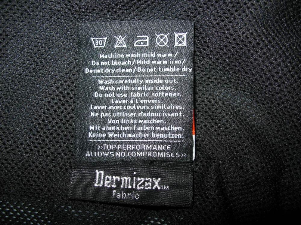 Куртка KJUS dermizax jacket (размер 54/XL) - 8