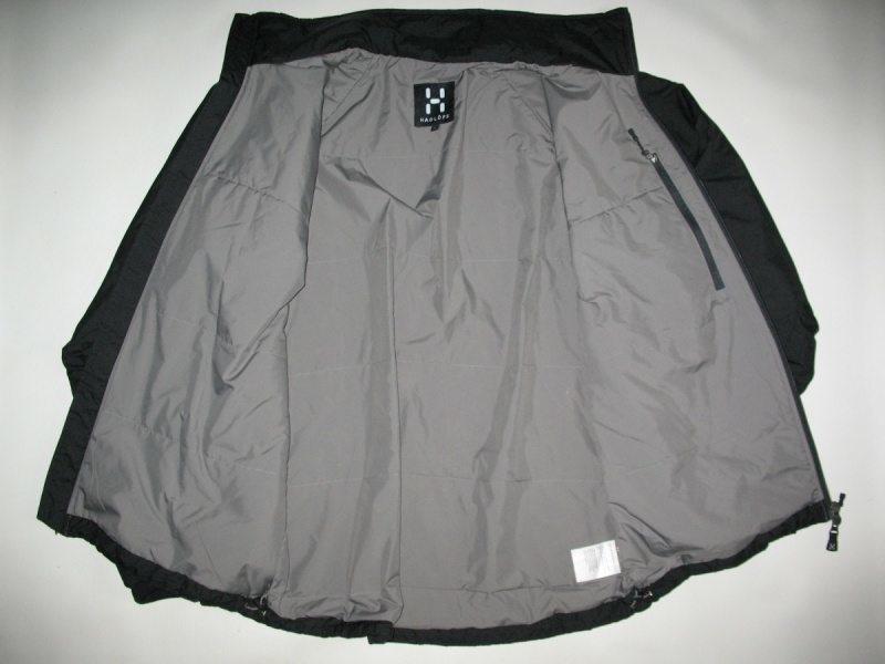 Куртка  HAGLOFS Barrier jacket  (размер  XL/XXL) - 7