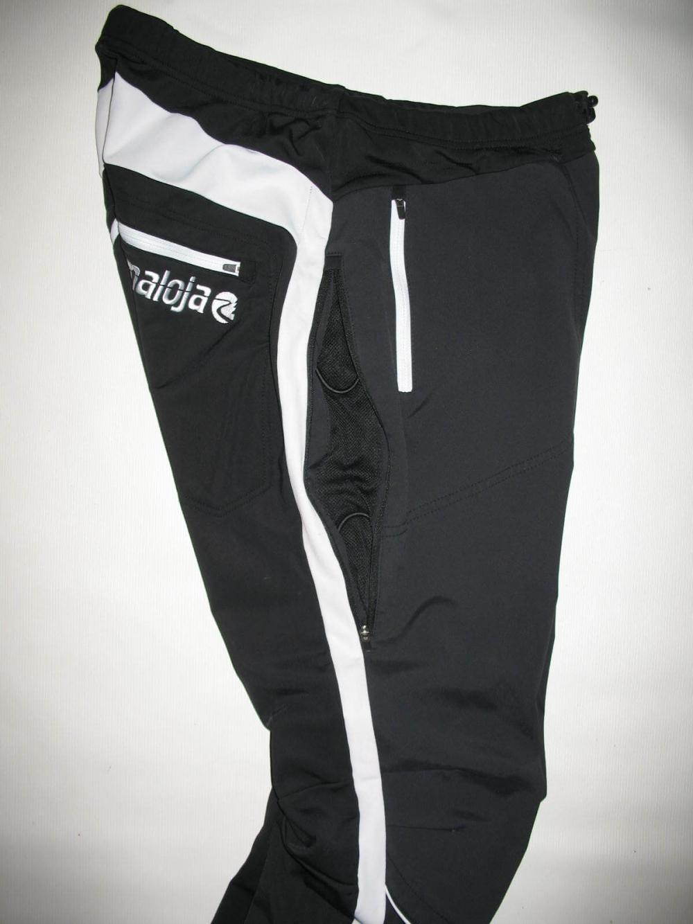 Велобрюки MALOJA sacha softshell pants (размер XL) - 7