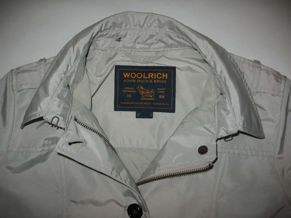 Куртка WOOLRICH jacket lady (размер S) - 7
