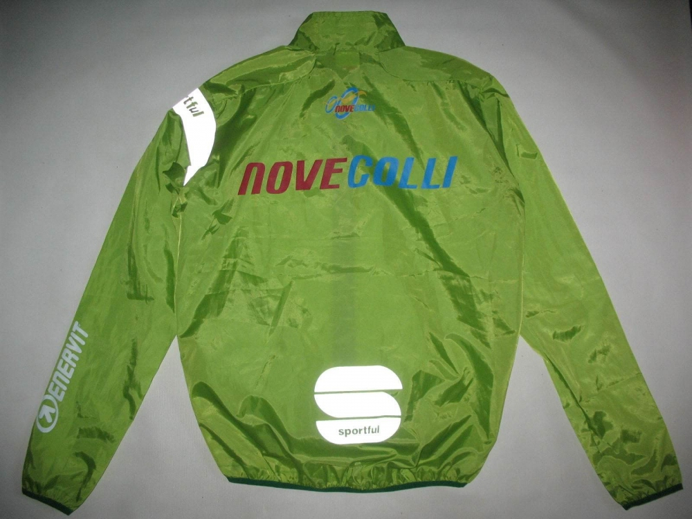 Куртка SPORTFUL novecolli cycling jacket (размер XL) - 1
