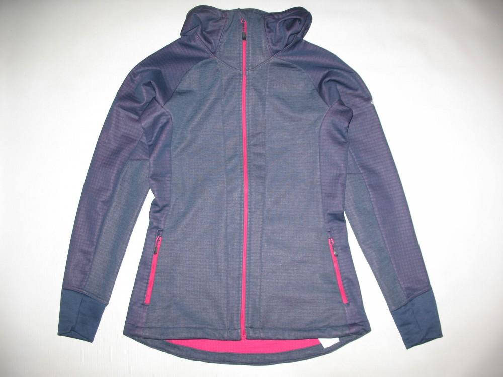 Куртка COLUMBIA steel cliff hooded softshell jacket lady (размер S) - 3