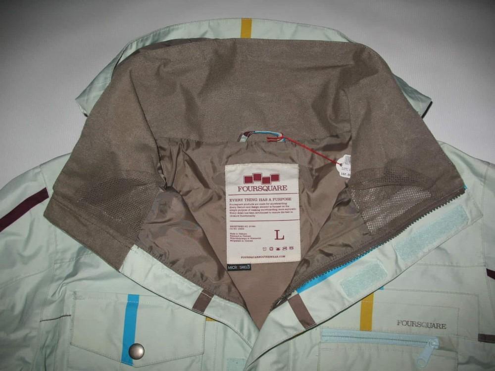 Куртка FOURSQUARE vise jacket (размер L) - 5