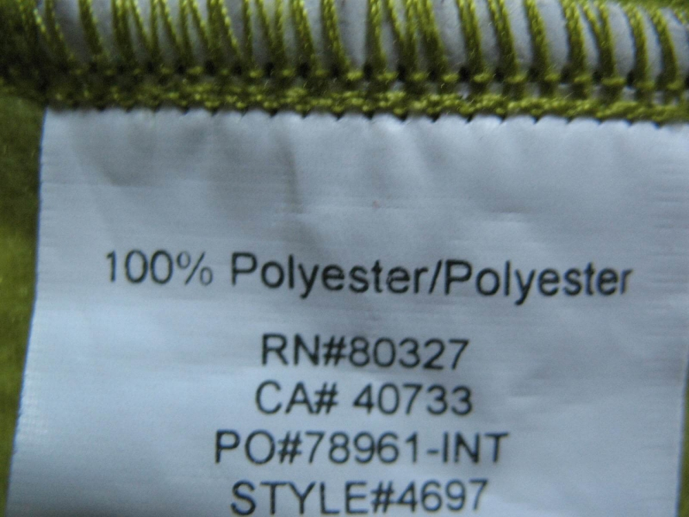 Жилет PEARL IZUMI cycling wind fleece vest (размер XL/XXL) - 7