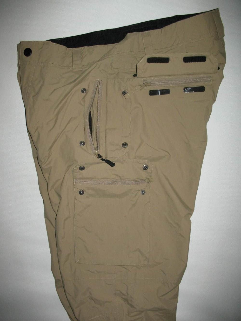 Штаны 32THIRTYTWO shilooh snowboard pants (размер XL) - 5