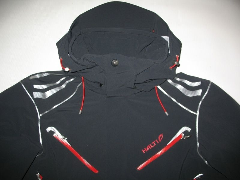Куртка HALTI koitos ski/snowboard jacket (размер M) - 4