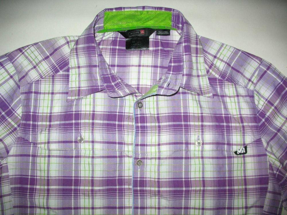 Рубашка MILLET mojay drynamic ss shirt (размер M) - 3