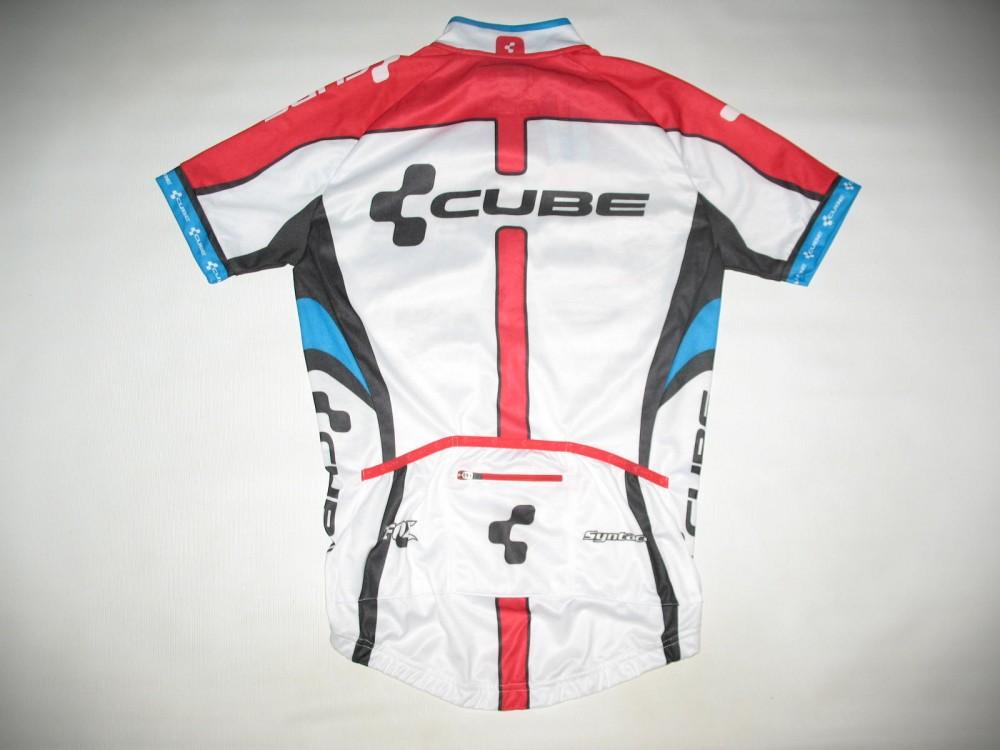 Веломайка CUBE teamline jersey (размер S) - 2