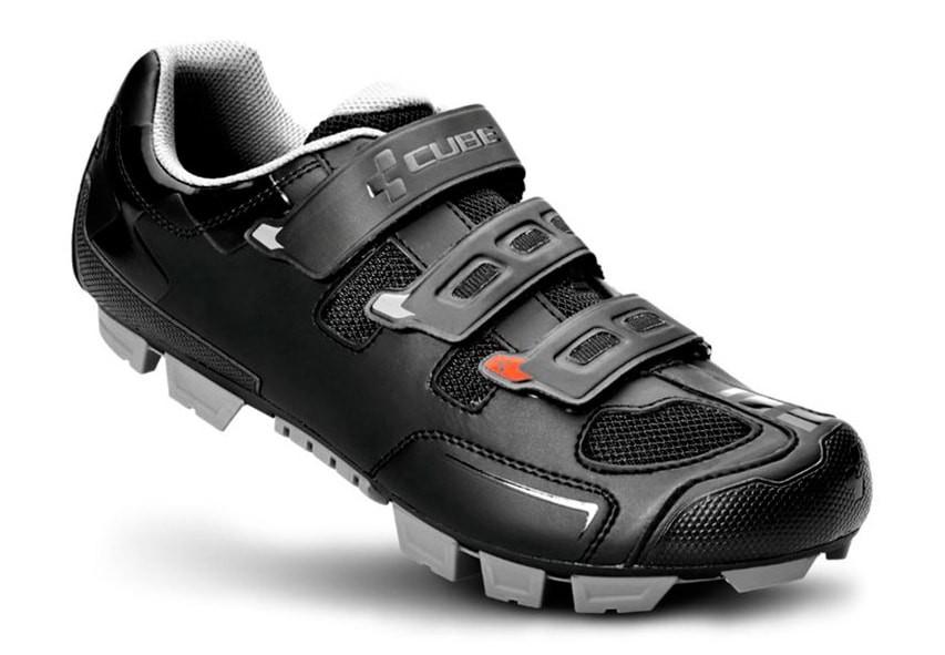 Велотуфли CUBE mtb cmpt shoes (размер US6,5/EU39(на стопу до 245 mm)) - 1