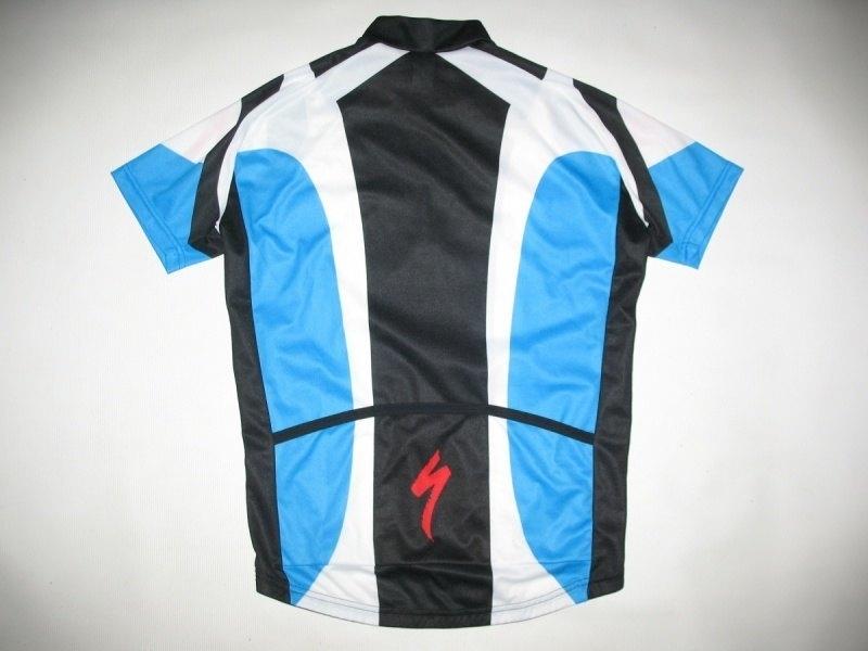 Футболка SPECIALIZED bike jersey  (размер 4-L) - 1