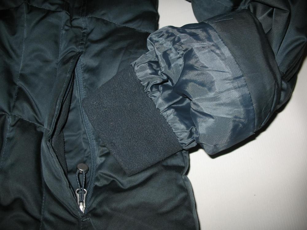 Куртка EDDIE BAUER Lodge Down Parka lady (размер SM-на рост +-170 см) - 11