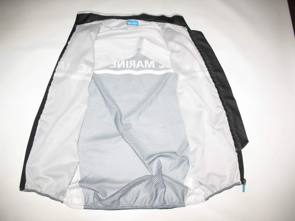Жилет BIORACER ac marine windstopper bike vest (размер M/L) - 3