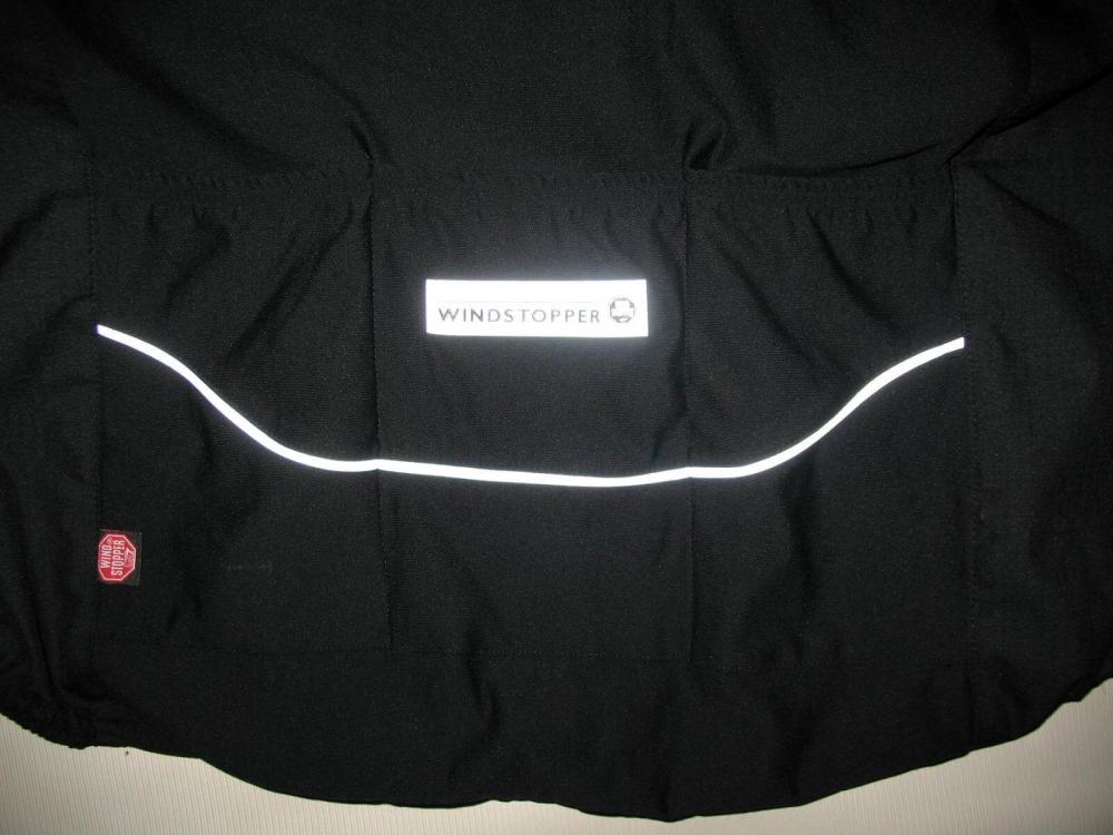 Велокуртка LOFFLER windstopper jacket (размер 50-M/L) - 4
