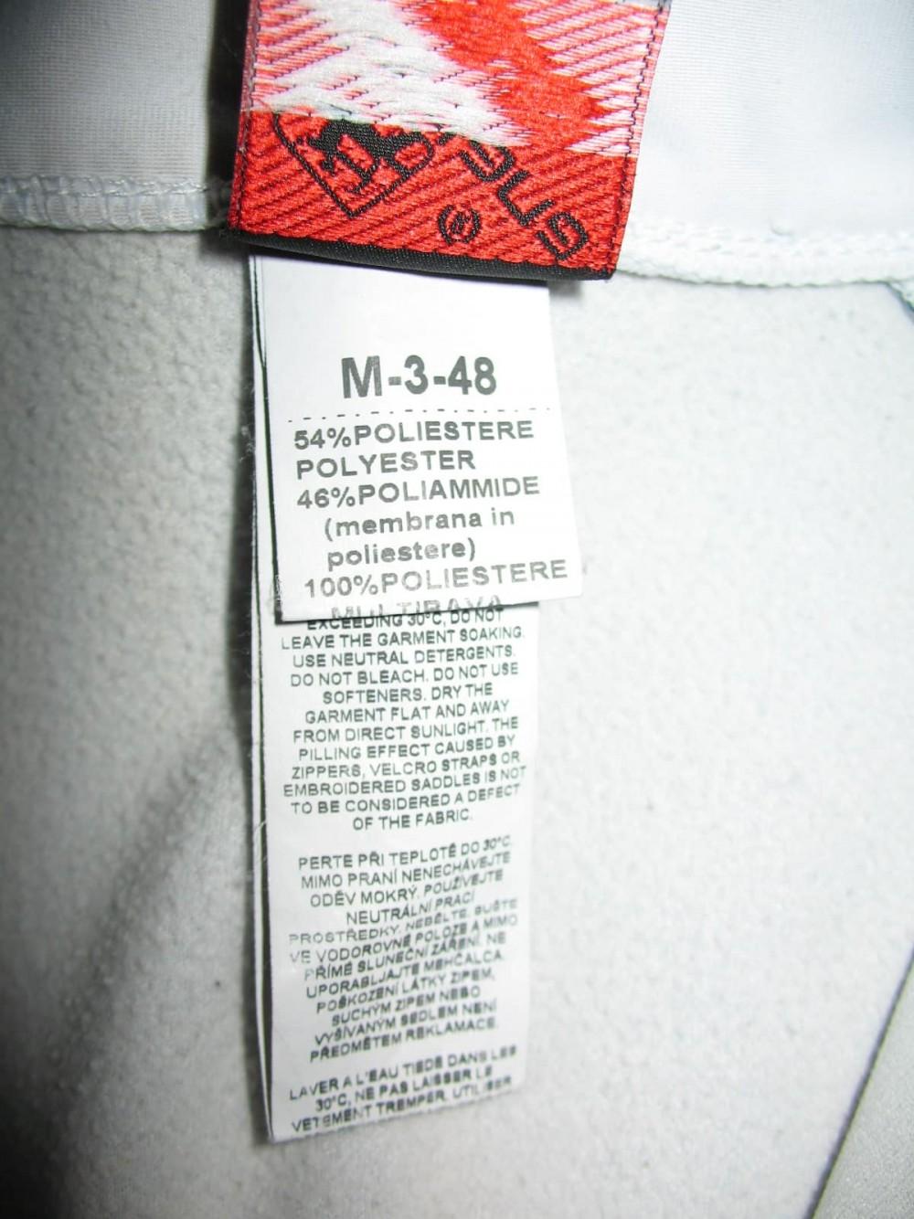 Велокуртка GIORDANA design cykler windtex bike jacket (размер M-3-48) - 8