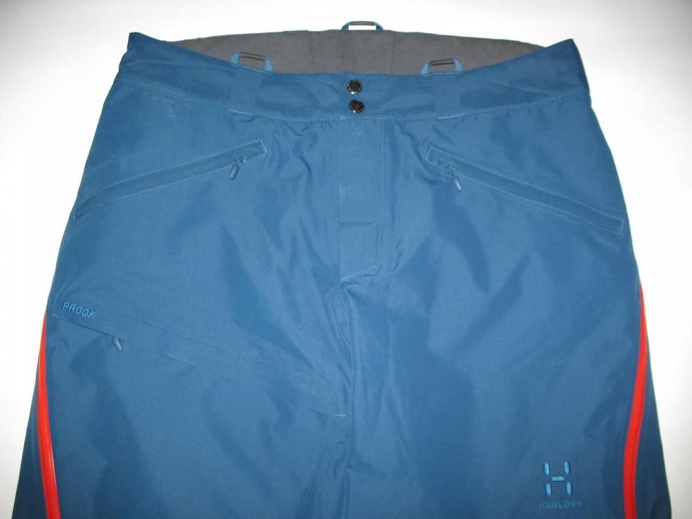 Штаны HAGLOFS line pants (размер М) - 7