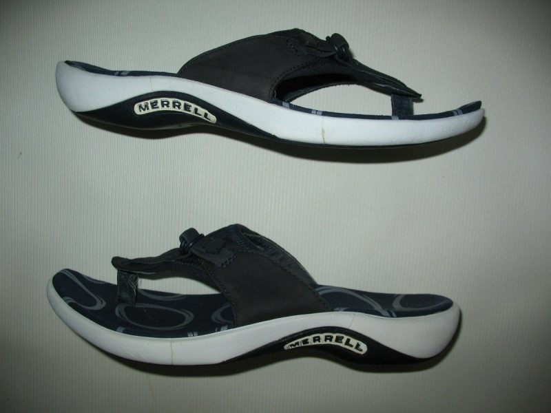 Шлепанцы MERRELL Gardena Thong Sandals lady (размер US 7/UK5/EU38(на стопу 240mm)) - 4