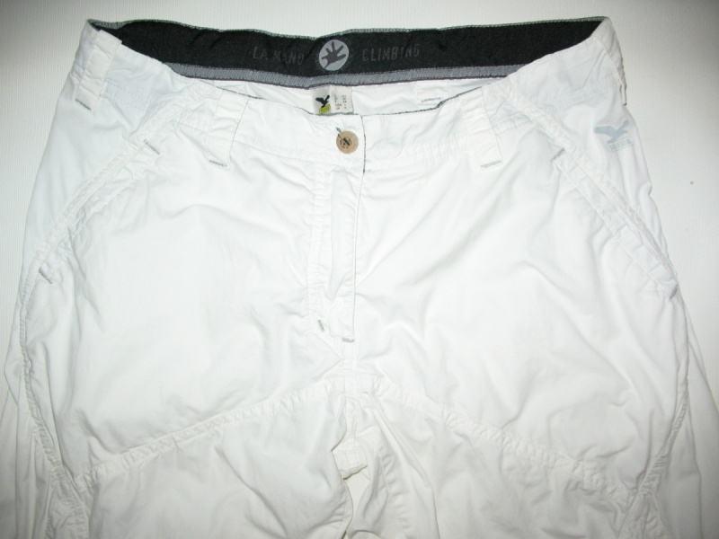 Штаны SALEWA lightbloom 3. 0 La Mano pants lady (размер 36-S/M) - 2