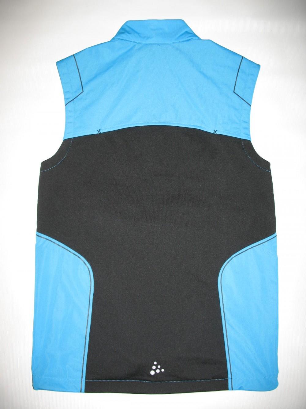 Жилет CRAFT pxc high function softshell vest (размер XS/S) - 2