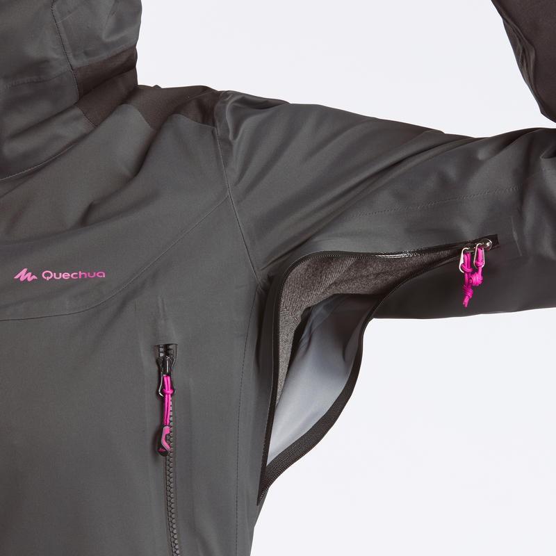 Куртка QUECHUA forclaz 900 l jacket lady (размер XS/S) - 2