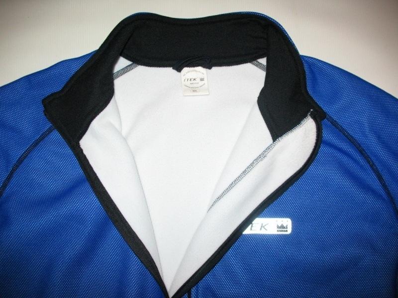 Велокуртка ITEK windtex jacket (размер XXL) - 3