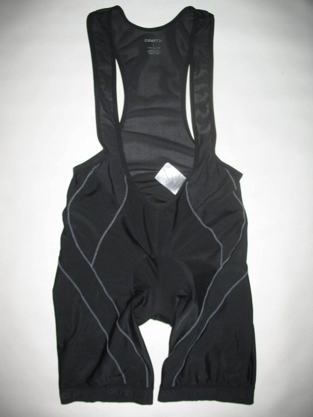 Велошорты CRAFT cycling bib shorts (размер L) - 1