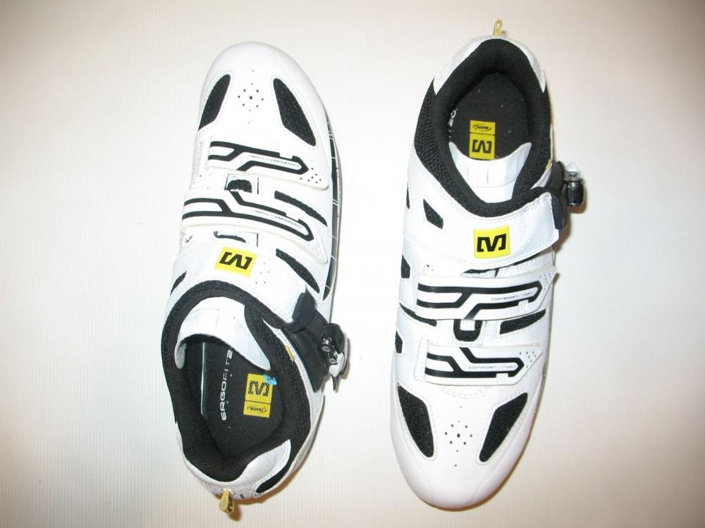 Велотуфли MAVIC razor MTB cycling shoes (размер UK10/US10.5/EU44.5(на стопу до 285 mm)) - 5