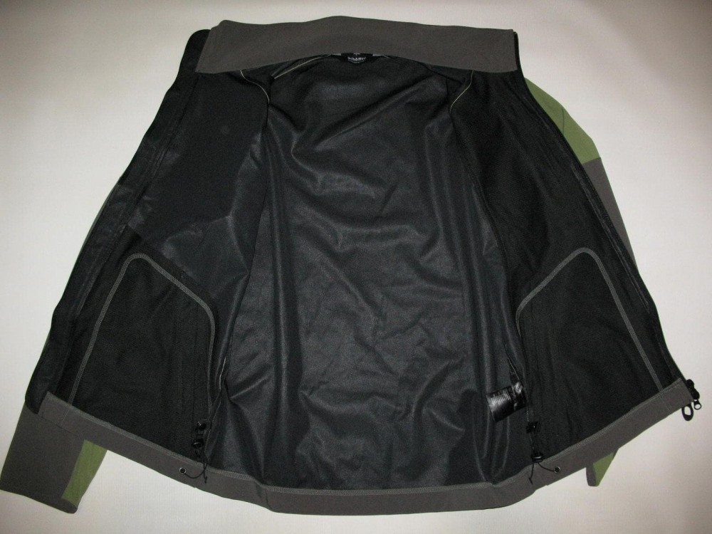 Куртка SCHOFFEL fendt softshell jacket (размер L) - 5