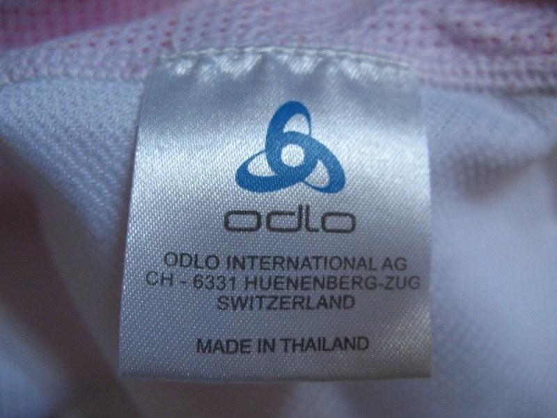 Футболка  ODLO bike lady (размер M) - 5
