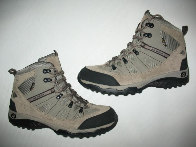 Ботинки JACK WOLFSKIN Trailrider texapore O2   (размер UK 6, 5;US 8, 5;EU40(255 mm)) - 5