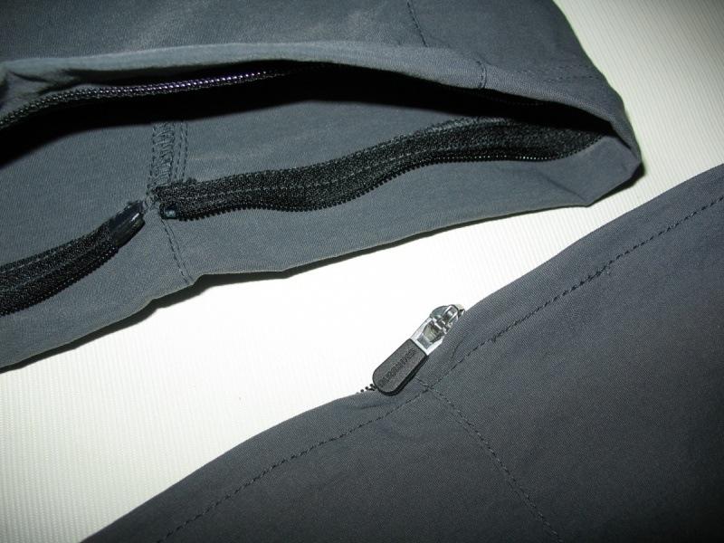 Шорты SHIMANO 3/4 mountain bike shorts lady(размер L) - 3