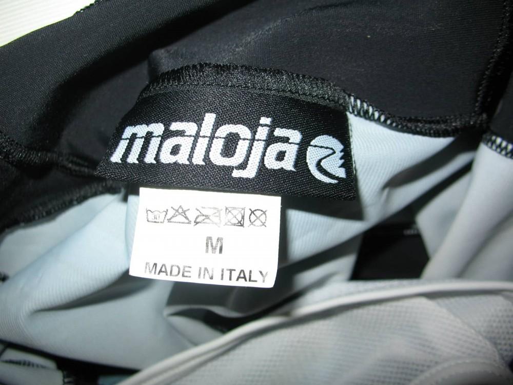 Велошорты MALOJA race bib cycling shorts (размер M) - 6