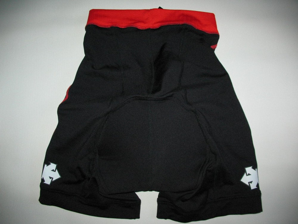 Велошорты DESCENTE bliss cycling shorts lady (размер M) - 3